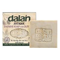 Xà Phòng Tắm Gội Từ Hoa Thụy Hương Và Dầu Olive Dalan Antique Daphne Soap With Olive Oil (170g)