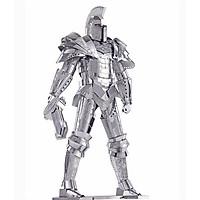 Mô hình thép 3D tự ráp Black Knight