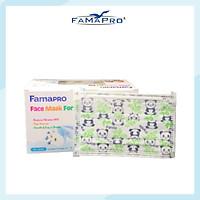 [[ Xuất Khẩu Mỹ ]] - Khẩu Trang Y Tế Cao Cấp FAMAPRO - 3 Lớp Kháng Khuẩn / 99% Lọc Khuẩn, Bụi, Virus Tốt Nhất / Trẻ Em - [ CB1 - MAX KID - HỘP ]