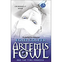 Artemis Fowl And The Time Paradox (Book 6 of 8 in the Artemis Fowl Series)