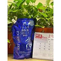 Sữa tắm Kumano Hatomugi dưỡng ẩm chiết xuất từ hạt ý dĩ 600ml