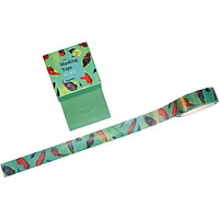 Băng Keo Giấy Trang Trí Masking Tape - Lông Vũ
