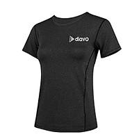Áo nữ thể thao cực thoáng mát thấm hút mồ hôi cho mùa hè phù hợp cho các hoạt động thể thao áo thun gymer nữ áo thun chơi thể thao dành cho nữ Gym Yoga Aerobic Tennis Cầu lông Chạy điền kinh Thể hình Thể thao