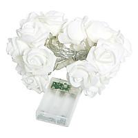 Đèn LED hoa hồng