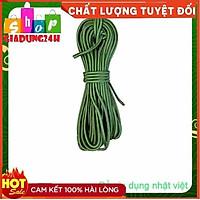Dây dù treo võng mắc võng tiện lợi, dây dù tròn bản 6 cm dùng trong leo núi