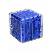 Rubik Mê Cung 3D (8cm) - Xanh Dương