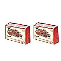 Combo 2 hộp thực phẩm chức năng: Thập toàn đại bổ Công Đức giúp bồi bổ khí huyết, tăng cường sinh lực