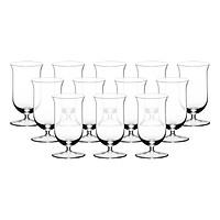 Bộ 12 Ly Pha Lê Rượu Mạnh Riedel Sommeliers Single Malt Whisky 4400/80 (200ml)