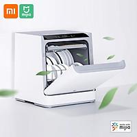 Xiaomi Mi Smart Dishwasher 4 Dining Sets Desktop Kitchen Cleaner Dish Wash Machine Tableware Washable Work With Mi Home