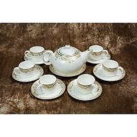 Bộ tách trà Sứ Xương 14 món 141401