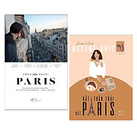 Combo 2 Cuốn Sách Dành Cho Các Quý Cô Hiện Đại : Rất Thần Thái, Rất Paris + Sống Như Người Paris (Tặng kèm Bookmark Happy Life / Paris Qua Lăng Kính Của Những Người Phụ Nữ Hiện Đại )
