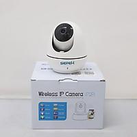 Camera IP Wifi P2P S6206 hỗ trợ FullHD 1080P độ phân giải 2.3MP (trắng) Hàng Nhập Khẩu
