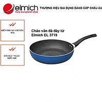 Chảo Vân Đá Đáy Từ Elmich Coloseum Y1 EL-3719 (24cm) - Xanh Nhung