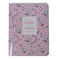 Sổ Tay Weekly Planner Ghi Chú Quản Lí Kế Hoạch Hiệu Quả - Flowery 2