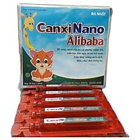 Siro Canxi Nano Alibaba Phát Triển Chiều Cao, Trị Biếng Ăn 20 ống X 10ml