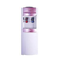 Máy làm nóng lạnh nước uống Kangaroo loại đứng màu hồng KG44 - Hàng chính hãng
