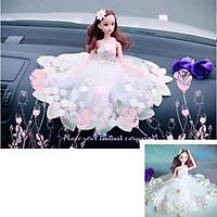 Búp bê trang trí xe ô tô baby doll MARRY ME SO50 - ẢNH CHỤP THẬT