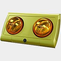 Đèn sưởi hồng ngoại Điện Quang ĐQ IHL02550 GO  (550W, màu vàng) - Hàng chính hãng