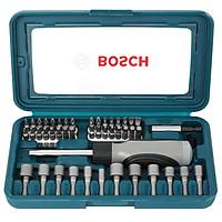 Bộ Bặn Vít Đa Năng Bosch 46 món - Giao màu ngẫu nhiên