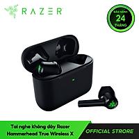 Tai nghe không dây Razer Hammerhead True Wireless X - Hàng Chính Hãng