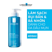 Gel Rửa Mặt Tạo Bọt La Roche Posay Làm Sạch Dành Cho Da Dầu Nhạy Cảm Effaclar Purifying Foaming Gel For Oily Sensitive Skin 400ml
