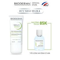 Kem Dưỡng Giảm Mụn Nhẹ Bioderma Sebium Global - 30ml
