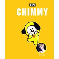 Sổ nhỏ BT21 - Chimmy