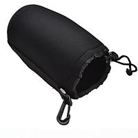 Túi đựng ống kính lens máy ảnh chống sốc cao tối đa 20cm