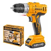 16.8V Máy khoan vặn vít dùng pin INGCO CDLI1611