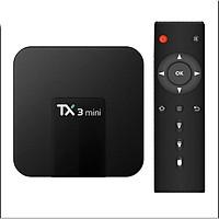 Android Tivi Box Tanix TX3 Mini-A - Ram 2GB, Rom ATV, Android 7.1 - Hàng Chính Hãng