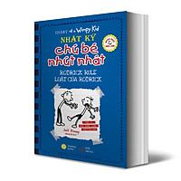 Nhật ký chú bé nhút nhát Song ngữ Việt - Anh Tập 2 (Luật của Rodrick)