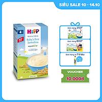 Bột ăn dặm dinh dưỡng Sữa - Ăn dặm khởi đầu HiPP Organic 250g