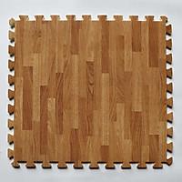 Bộ 9 Miếng thảm xốp vân gỗ lót sàn 42*42cm