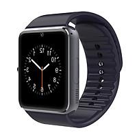 Đồng hồ thông minh GT08 hỗ trợ thẻ SIM và thẻ nhớ - Màu đen