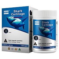 Thực Phẩm Chức Năng Viên Uống Chiết Xuất Sụn Cá Mập Costar Blue Shark Cartilage 750mg - Hộp 120 Viên