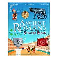 Usborne Ancient Romans Sticker Book