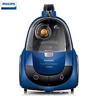 Máy hút bụi gia đình Philips FC8471/81 công suất 1400W,  dung tích 1.1 lít, hiệu quả làm sạch tốt với Công nghệ PowerCyclone - Hàng nhập khẩu