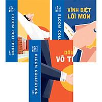 Combo 3 Cuốn Thay Tư Duy Xoay Cục Diện: Dấu Ấn Vô Thanh + Ngưng Sống Cầm Chừng + Vĩnh Biệt Lối Mòn