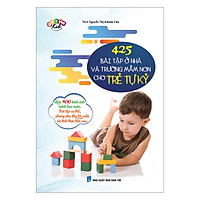 425 Bài Tập Ở Nhà Và Trường Mầm Non Cho Trẻ Tự Kỷ