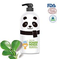 Dầu gội trẻ em KHÔNG CAY MẮT Power Panda 650ml KHÁNG KHUẨN (DÙNG ĐƯỢC CHO TRẺ SƠ SINH)