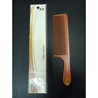 Lược cắt tóc nam bản to đã mài chuốt chải xông và bắt tóc phù hợp cho gia đình hoặc các salon chuyên nghiệp
