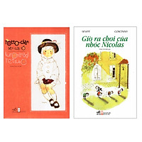 Combo Sách Totto-Chan Bên Cửa Sổ và Giờ Ra Chơi Của Nhóc Nicolas