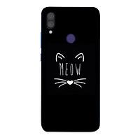 Ốp điện thoại dành cho máy Xiaomi Redmi Note 6 - meow MS ACJTU012