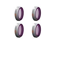 Combo 4 lens filter ND mavic 2 zoom professional – PGYtech - hàng chính hãng