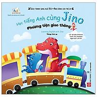 Học Tiếng Anh Cùng Jino - Learning English With Jino - Phương Tiện Giao Thông - Things That Go