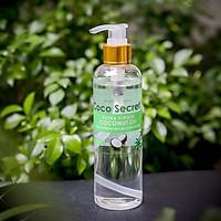 Dầu dừa ép lạnh tinh khiết Coco-Secret 250 ml