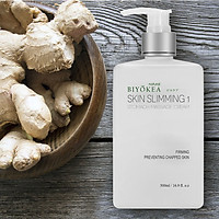 Kem Massage Bụng Săn Chắc Da Biyokea Skin Slimming - 500ml