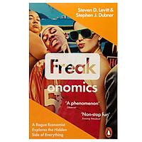 Freakonomics – Penguin Books Ltd (UK)