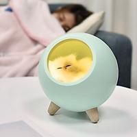 Đèn Ngủ Sáng Tạo Little Pet House - Hàng Nhập Khẩu