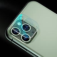 Miếng Dán Kính Cường Lực Camera chống trầy GOR cho iPhone 11 / 11 Pro / 11 Pro Max (Bộ 2 Miếng) _ Hàng Nhập Khẩu